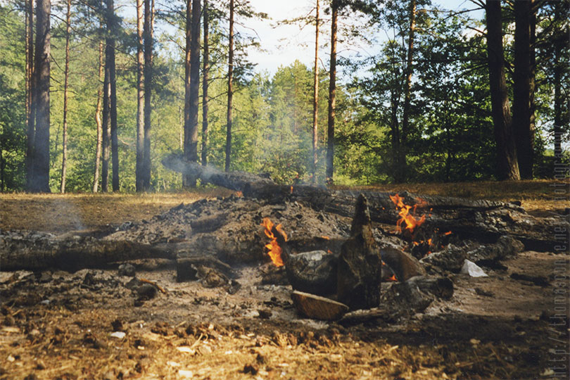 07/1999, Poland, Perkoz, End of fire